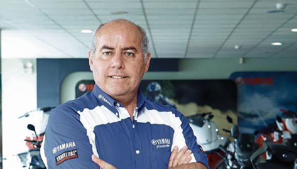 Javier Callegari, gerente general de Yamaha Motor Perú (Foto: GEC)