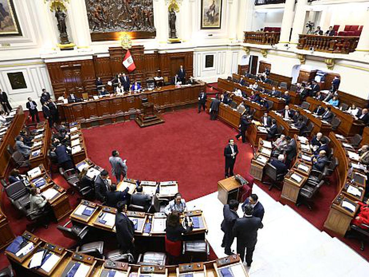 Congresistas de AP proponen referéndum para cambiar régimen económico de  Constitución | ECONOMIA | GESTIÓN
