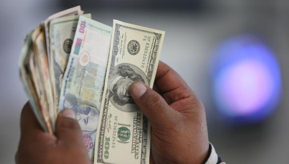 En el mercado paralelo o casas de cambio de Lima, el tipo de cambio se cotiza a S/ 3.590 la compra y S/ 3.615 la venta. (Foto: GEC)
