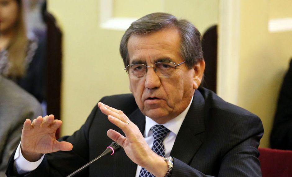 Jorge del Castillo pidió que se abran puentes de diálogo entre el Ejecutivo y el Legislativo. (Foto: Congreso)