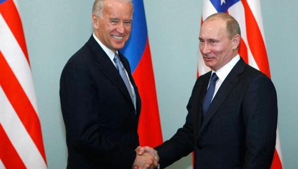 La primera reunión bilateral entre Putin y Biden es también para Ginebra un recuerdo de los años en los que la ciudad era el centro de negociaciones, tanto públicas como secretas, de la Guerra Fría. (Foto: Archivo AP)
