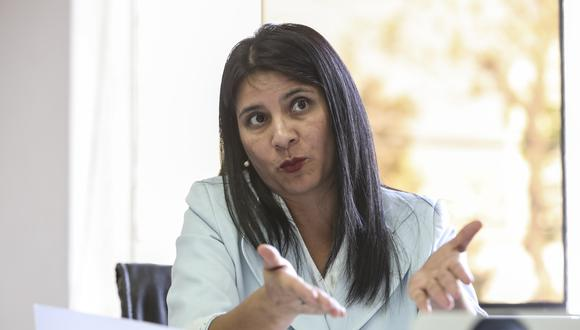 La procuradora ad hoc Silvana Carrión participará y defenderá al Estado en las investigaciones del Equipo Especial contra el presidente Martín Vizcarra por dos obras en Moquegua. (Foto: GEC)