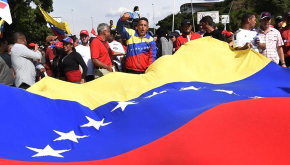 Con este tenso panorama, ¿Qué es lo próximo para Venezuela? (Foto: AFP)