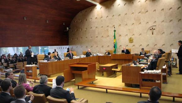 Corte suprema de Brasil (Foto: AFP)