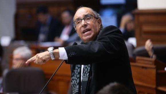 Donayre se encontraría en Lima, según el Mininter. (Foto: Congreso de la República)