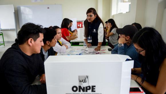 Reniec informó que 549.648 jóvenes que están cumpliendo 18 años a lo largo del año anterior a dicha fecha y estarán habilitados para realizar su voto en las Elecciones 2021. (Foto: GEC)