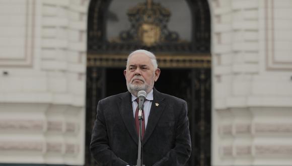Congresista se pronunció sobre las divisiones al interior del Gobierno. GEC