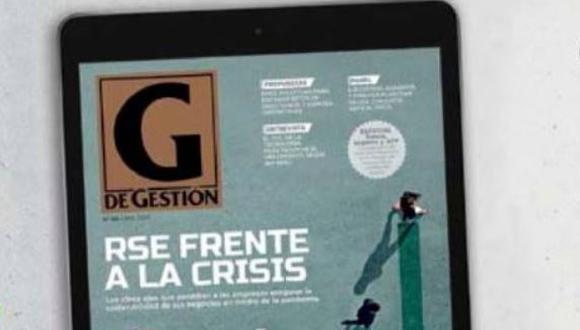 Revista G de Gestión, edición RSE