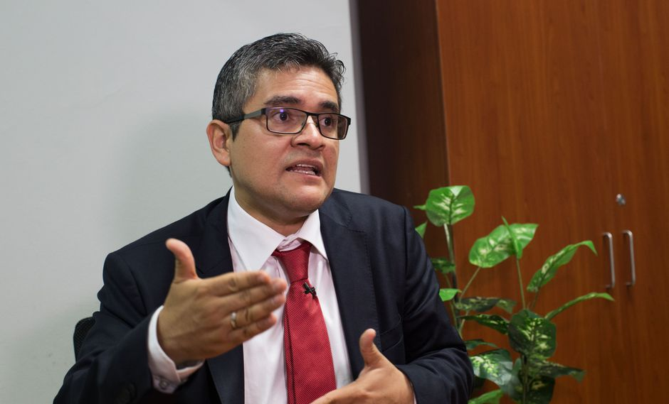 El Fiscal Domingo Pérez se refirió así a las declaraciones pública que hizo el congresista Miguel Torres. (Foto: USI)