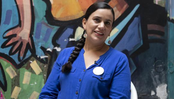 Verónika Mendoza planteó a los demás candidatos firmar pacto para convocar a un referéndum por asamblea constituyente en caso de ser elegidos en las Elecciones Generales del 11 de abril. (Foto: GEC)