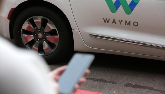Waymo. (Foto: Reuters).