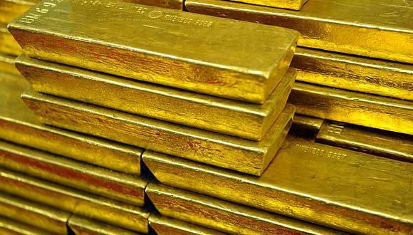 Analistas señalaron que el oro enfrenta algunos problemas para superar el nivel de US$ 1,820 y US$ 1,835. (Foto: AFP)