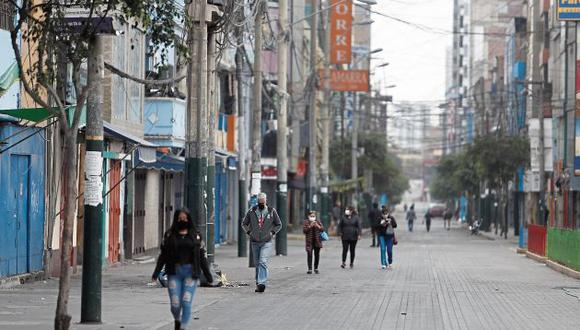 El coronavirus generaría la peor caída de la economía peruana en más de 100 años. (Foto: GEC)