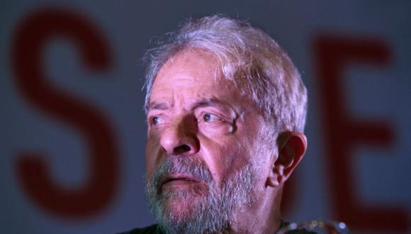Luiz Inácio Lula da Silva. (Bloomberg)