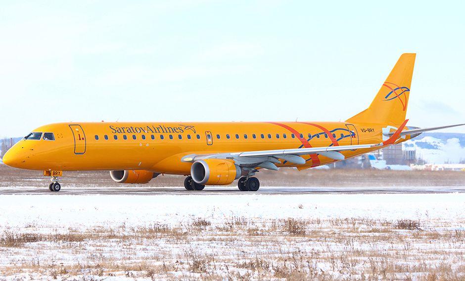 El avión se dirigía a Orsk, en los Urales, y se estrelló en el distrito de Ramensky, en las afueras de Moscú. (Foto: Internet)