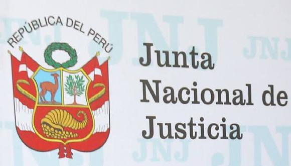 El organismo presidido por Jorge Salas Arenas emitió un oficio dirigido a la entidad a cargo de Inés Tello para comunicar la suspensión del fiscal supremo como representante del Ministerio Público ante el pleno del JNE. (Foto: JNJ)