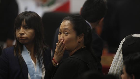 Jorge Barata confirmó en el 2018 que se realizaron aportes a la campaña de Keiko Fujimori. (Foto: GEC)