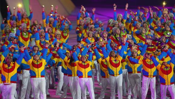 La ceremonia inauguración de los Juegos Panamericanos Lima 2019 se realizó el 26 de julio en el Estadio Nacional. (Foto: Violeta Ayasta)