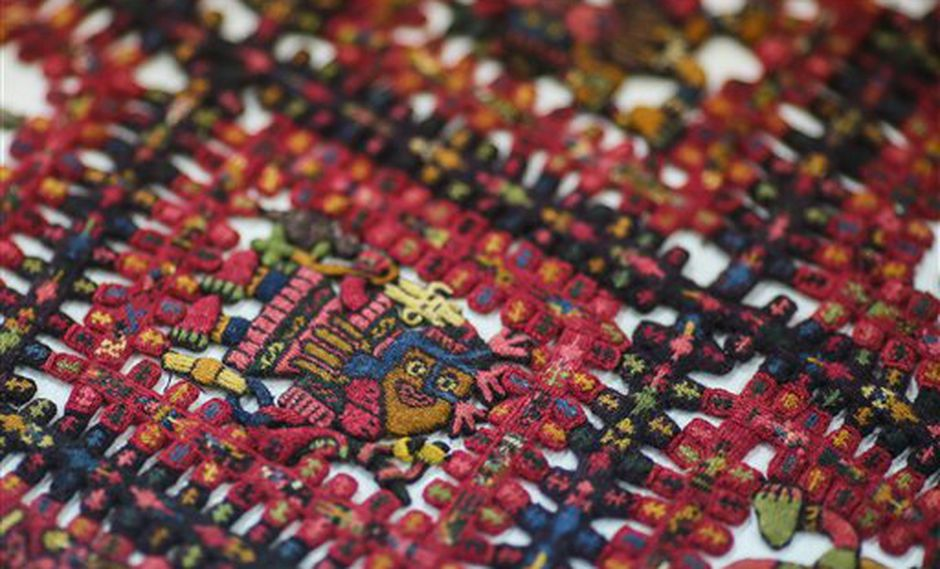 Textiles Paracas