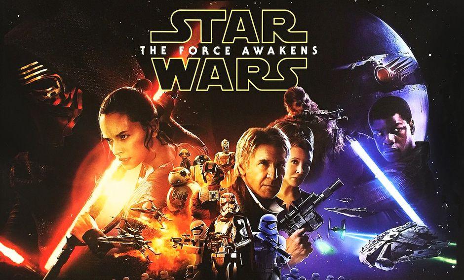 3. Star Wars: The Force Awakens - $2,068.2 millones de dólares (Foto: Imdb)