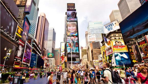 Nueva York. (Foto: Difusión)