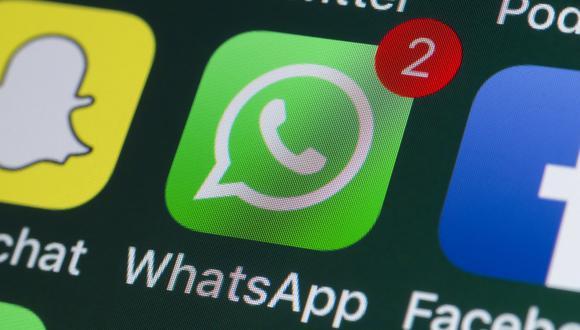 Conozca los número que debe tener agendados en su celular si tiene problemas con WhatsApp tras un sismo. (Foto: Daniel Sambraus)