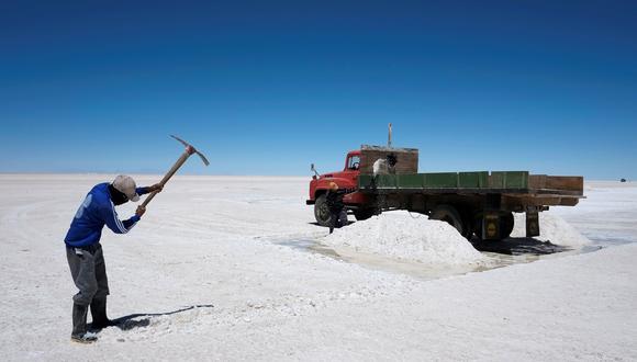 Bolivia posee unas reservas de 21 millones de toneladas de litio, unas de las mayores de todo el mundo. (Foto: Reuters).