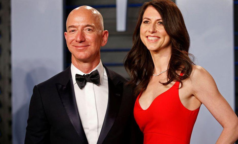 Jeff Bezos anunció hoy su divorció tras 25 años de casado. (Foto: Reuters)