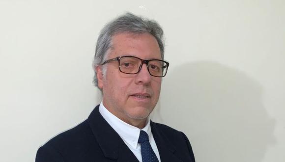 José Alfredo Vidal Moreno, presidente de la Cámara de Comercio de Áncash (Foto: Difusión)