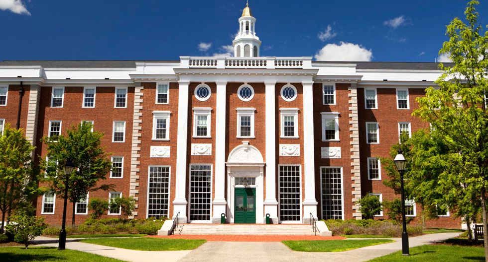 FOTO 2 | Universidad de Harvard - Estados Unidos - Puesto 1