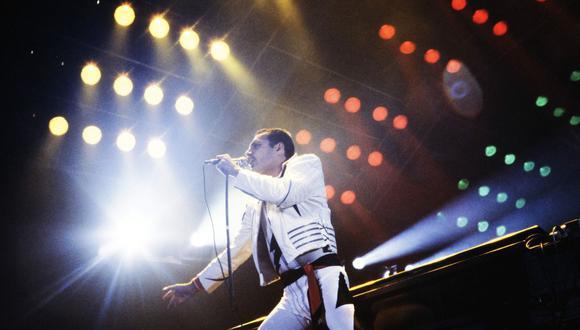 Freddie Mercury (Foto: AFP)