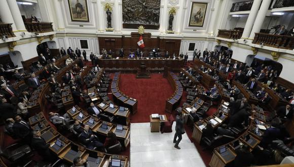 Este fue el primero de seis proyectos de reforma política en aprobarse por el Parlamento. (Foto: GEC)