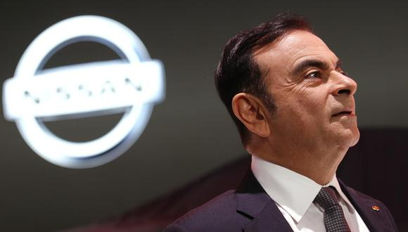 Carlos Ghosn. (Foto: Bloomberg).