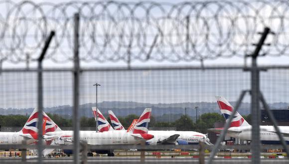 British Airways . (Foto: Difusión)
