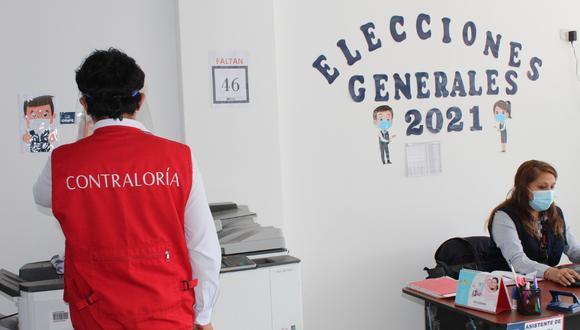 La Contraloría General organiza el Foro Anticorrupción para que los candidatos presidenciales expongan sus propuestas en lucha contra la corrupción. (Foto: Contraloría)