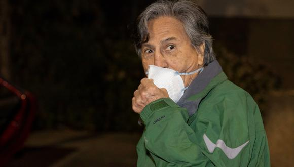 Alejandro Toledo. EFE/EPA/PETER DASILVA