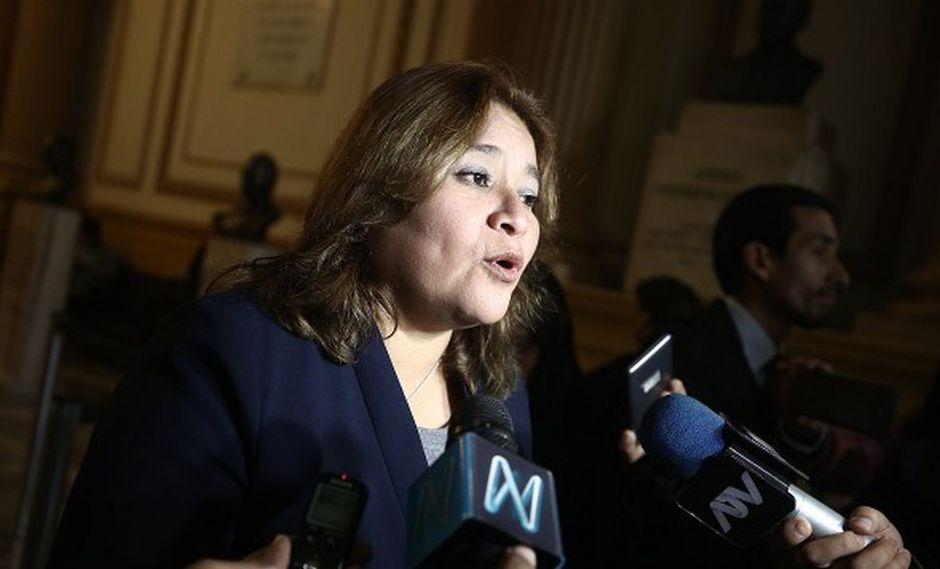 Janet Sánchez no ha convocado a sesión de la Comisión de Ética hasta que esta situación sea abordada en la Junta de Portavoces. (Foto: GEC)