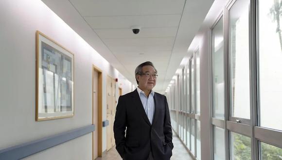 Loo Choon Yong, presidente ejecutivo de Raffles Medical Group Ltd., ahora tiene un patrimonio de US$ 1,100 millones, según el Índice de Multimillonarios de Bloomberg, luego que las utilidades del proveedor de servicios de salud se duplicaran con creces en el primer semestre del año y sus acciones subieran 104% desde un mínimo en marzo de 2020. (Foto: Bloomberg)