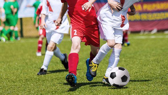 Academias de Fútbol (Foto: GEC)