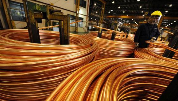 Dos de tres toneladas de cobre de Perú van a China: El riesgo de la  exportación frente al coronavirus | ECONOMIA | GESTIÓN