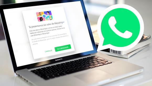 ¿Desea realizar una videollamada en WhatsApp Web con hasta 50 personas? Conoce cómo hacerlo paso a paso. (Foto: WhatsApp)
