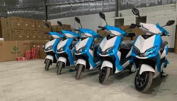 Entre los vehículos menores eléctricos que están aumentando su demanda están las motos scooters, motos lineales, entre otros. (Foto: Difusión)